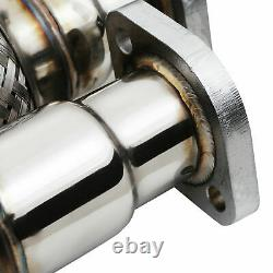 2.25 Exhaust De Cat Decat Front Downpipe Pipe For Bmw 3 Series E36 M3 3.0 3.2
