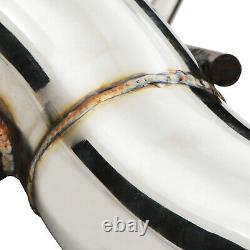 2.5 Stainless Exhaust Decat De Cat Downpipe For Honda CIVIC Fn2 Type-r 06-11