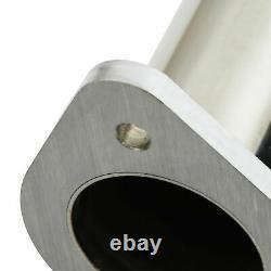 2.75 Stainless Exhaust Decat De Cat Downpipe For Subaru Impreza Grb Wrx Sti
