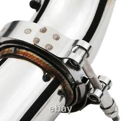 3 Stainless Exhaust De Cat Bypass Decat Downpipe For Audi A3 S3 8l Tt 8n 225