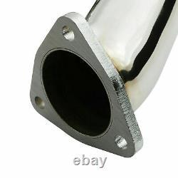 3 Stainless Sport Exhaust Decat De Cat Downpipe For Nissan 200sx S14a Sr20det