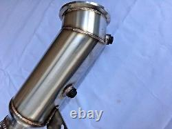 4 Stainless Steel Decat Turbo Exhaust Downpipe For Bmw F20 F30 F32 F33 B58 D246