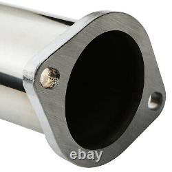 62.5-3 Stainless Decat De Cat Downpipe For Nissan 200sx S13 1.8 Turbo Ca18det