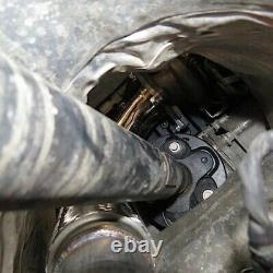 AU09d Cobra sport Audi S3 8P 3 door Quattro 06-12 Turbo Back Decat Non res
