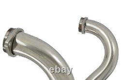 BMW R9T R NINE T 9 EXHAUST DECAT DE CAT HEADERS COLLECTOR DOWNPIPES 2014 to 2020