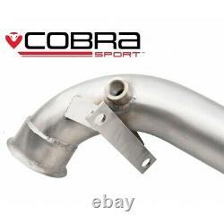 Cobra Sport De-Cat Decat Downpipe Turbo Pipe BMW Mini R56 Cooper S MN17