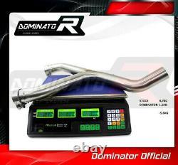 DE-CAT DECAT Cat Eliminator Down Pipe Exhaust DOMINATOR R850R 04- R1150GS R1150R