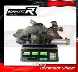 DE-CAT DECAT Cat Eliminator Down Pipe Exhaust DOMINATOR YAMAHA V MAX 1700 09