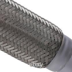 Direnza Ceramic Exhaust De Cat Decat Downpipe For Vw Golf Mk6 2.0 Tdi Gtd