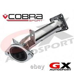 FD59 Cobra sport Ford Mondeo ST TDCi 2.0 &2.2L 04-07 Decat Pipe