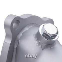 Japspeed 3 Ceramic Exhaust De Cat Decat Downpipe For Subaru Impreza Wrx Sti Gc8