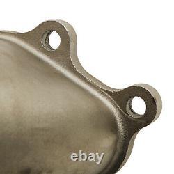Japspeed Cast Stainless Steel Decat De Cat Exhaust Downpipe For Nissan Gtr R35
