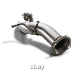 Japspeed Stainless Exhaust Decat De Cat Downpipe For Honda CIVIC Fn2 Type-r