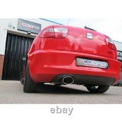 SE11d Cobra sport Seat Leon Cupra R 1M-Mk1 02-05 Turbo Back Decat Non res