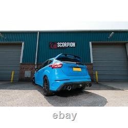 Scorpion Focus RS MK3 Decat Downpipe 3 Stainless De Cat Pipe Exhaust SFDC082