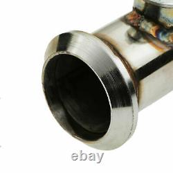 Stainless Decat De Cat Sport Exhaust Downpipe For Renault Clio 1.2 16v 01-06