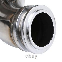 Stainless Exhaust De Cat Bypass Decat Downpipe For Vauxhall Opel Astra Gtc 2.0d