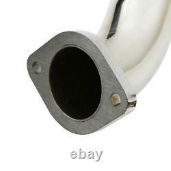 Stainless Exhaust De Cat Bypass Decat Downpipe For Vw Golf Mk5 Mk6 Passat Tsi