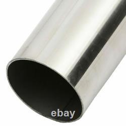 Stainless Exhaust De Cat Bypass Decat Flexi Downpipe For Vw Tiguan 2.0 Tsi 09-16