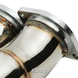 Stainless Exhaust De Cat Decat Downpipe 2nd Cats For Bmw 3 4 Series F80 F82 M