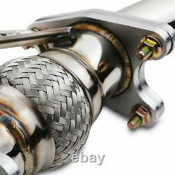 Stainless Exhaust De Cat Decat Downpipe For Ford Mondeo Mk2 2.5 V6 St24 St 24