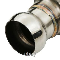 Stainless Exhaust De Cat Decat Downpipe For Mercedes Benz Sprinter 311cdi 06-13