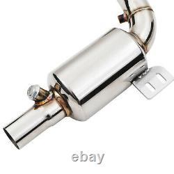 Stainless Exhaust De Cat Decat Downpipe For Porsche 986 Boxster 2.5 2.7 3.2 96+