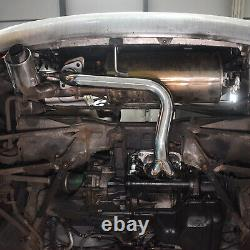 Stainless Exhaust De Cat Decat Downpipe For Toyota Mr2 Mr-2 Mrs W30 Roadster