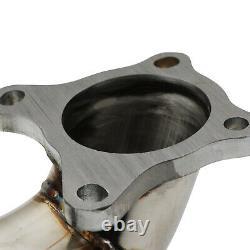 Stainless Exhaust De Cat Decat Downpipe For Vw Golf Mk5 Mk6 Jetta Passat 1.4 Tsi