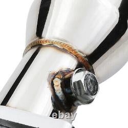 Stainless Exhaust Decat De Cat Downpipe For Vauxhall Opel Astra Mk5 H Vxr Gsi