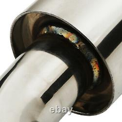 Stainless Exhaust Decat De Cat Downpipe For Vw Transporter T4 Swb 1.9 2.5 Tdi